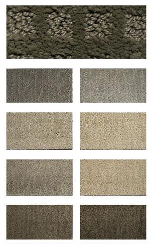 elegant square carpet flooring