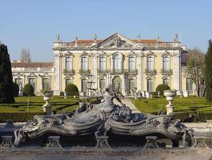 Королевский дворец Келуж