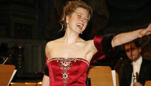 Friederike Meinel - Mezzosopran