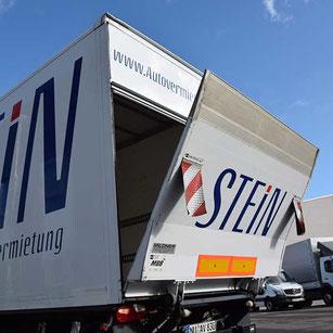 7,49 Tonner Autovermietung Stein