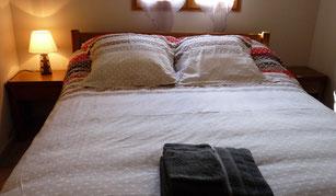 chambre Col de Bayelle-Maison Mourtis