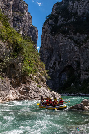 rafting verdon, rafting castellane, rafting alpes sud, rafting castellane verdon,