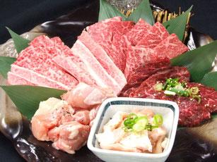 神戸牛焼肉宴会がなんと3,400円~