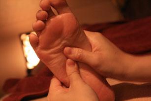 仙台のタイ式足裏
