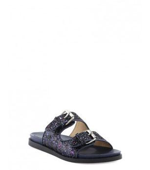 chicwithcurves blog mode marseille plagettes sandales lanika paillettes