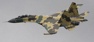 La Cina firma l'ordine per 24 Sukhoi Su-35, ma aleggia il sospetto di reverse engineering di altri esemplari.