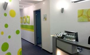 Zahnarztpraxis Dr. Carola Kerner in Konstanz Allmansdorf nähe Universität und Fährhafen