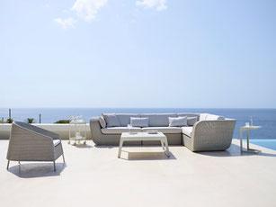 Savannah Garten-Lounge von Cane-line