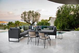 Flex Dining-Lounge von Cane-line