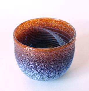 志賀英二 ガラス作品展