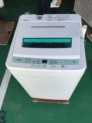 AQUA洗濯機