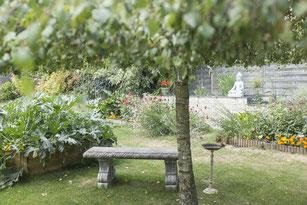 jardin zen - Hôtel la Paix Le Nouvion-en-Thiérache 02170