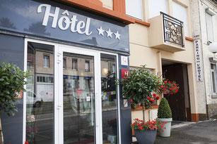 Hôtel la Paix Le Nouvion en Thiérache 02