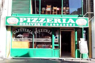 Pizzeria Bella Italia - Alameda 20, Santiago