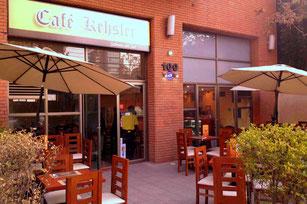 Cafe Kehsler - Antonio Bellet 100, Providencia
