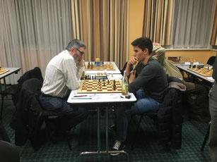 Heidrich - Künstler, 2. Bundesliga Schach 2016