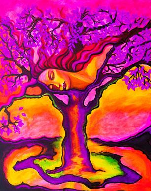 Daydreamer - 100 x 70 cm