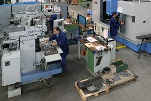 Ralc Italia - La produzione