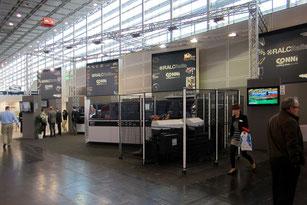 Tube 2014 Dusseldorf - Ralc Italia stand