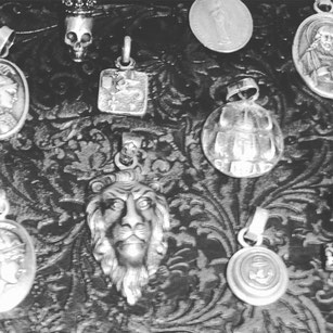 Silberanhänger massiv Silber