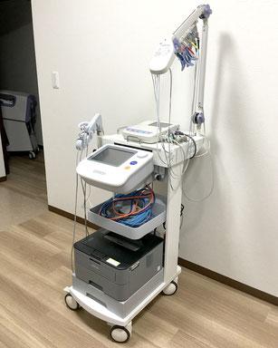 血圧脈波検査装置 血管年齢 高血圧 脂質異常症 糖尿病