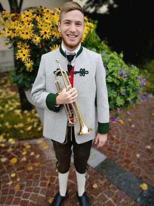 Marius Bakmeier, Trompete