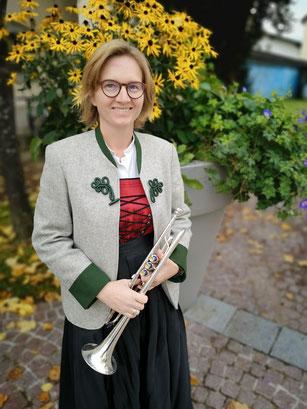 Sandra Seidel, Trompete