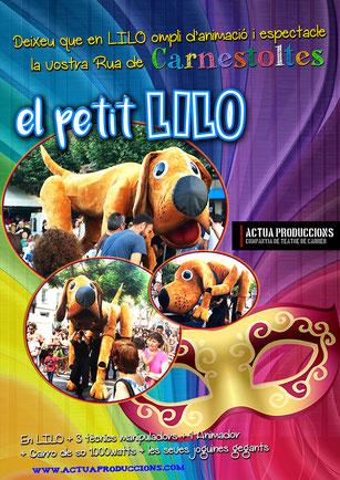 Espectacles itinerants Rua de Carnestoltes