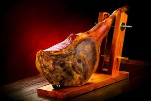 Iberico Ham, Jamón Ibérico, calidad superior.