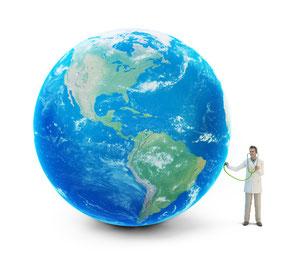 Prenons soin de notre Terre