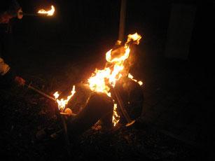 2011 - der Nubbel brennt