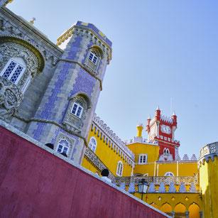 Palacio Pena, Sintra