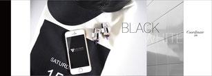 Coordenate in BLACK/WHITE