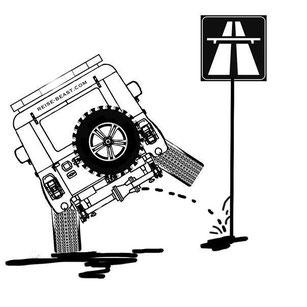 Land Rover Malbuch, Malbücher, Defender Spielzeug, Land Rover Coloring, Defender Coolring book