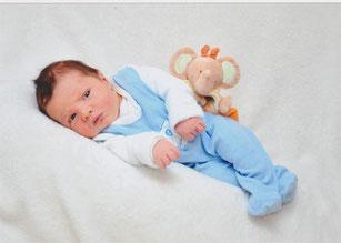 Lennard - geboren am 12.12.2014 - 3420g / 48 cm