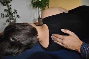 NeuroScanBalance Einzelsitzung Rücken