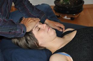 NeuroScanBalance Einzelsitzung - Kopfdrehung