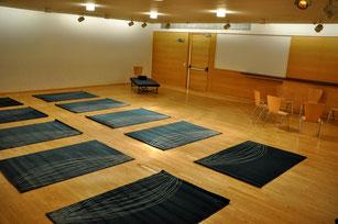 NeuroScanBalance Workshop in Innsbruck - Räumlichkeiten