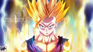 Gohan - Dragon Ball Z