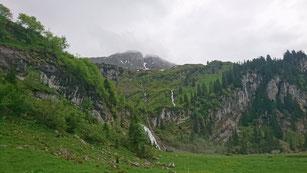 Nach einem erfolgreichen Alpaufzug, wurde die Alpsaison 2019 eröffnet (22.06.2019)