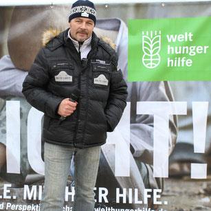 Botschafter der Welthungerhilfe