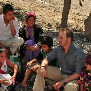 Welthungerhilfe Projektbesichtigung