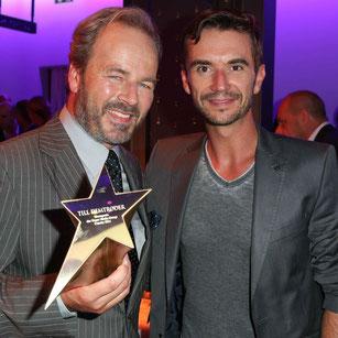 """Charitypreisverleihung: """"Mein Star des Jahres"""""""