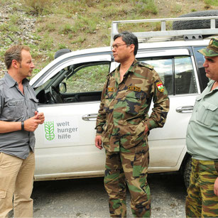 Projektreise Zentralasien / Tadschikistan