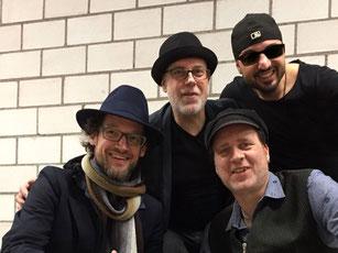 Patrick Bürli, Martin Medimorec, Mark Lim, Ralf P. Peter