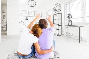Immobilienfinanzierung, Kauf einer Immobilie, Darlehn