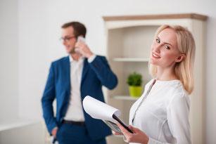Arbeiten als Immobilienmakler, Makler beim verkauf einer Immobilie