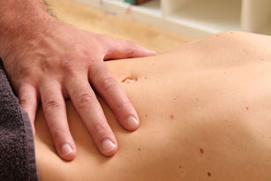 Osteopathie, Behandlungssituation