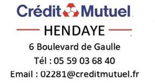 Crédit Mutuel Hendaye - Eglantins Hendaye
