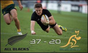 New Zealand -v- Australia